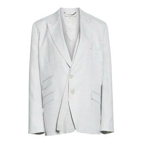 Stella McCartney Ice Blue Felisha Blazer
